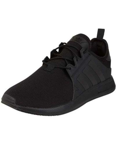 Z paskiem czarny sneakersy zasznurować Adidas Originals
