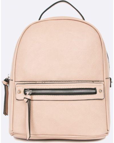 Кожаный рюкзак с отделениями из полиэстера Only