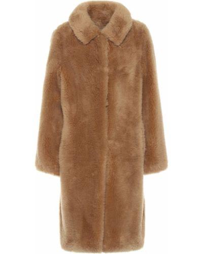 Шерстяное пальто Yves Salomon Meteo