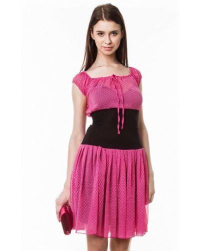 Платье розовое Vergans