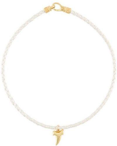Чокер золотой серебряный Nialaya Jewelry
