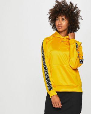 Спортивная кофта с аппликациями с капюшоном Nike Sportswear