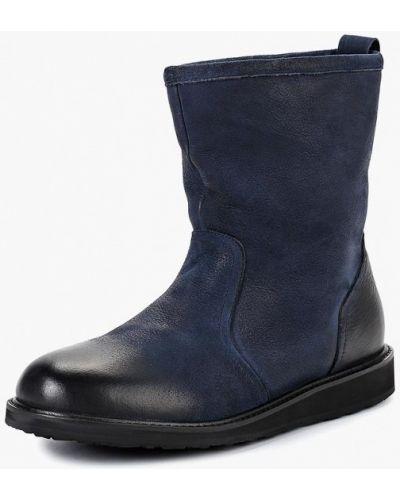 Ботинки осенние синий Rosconi