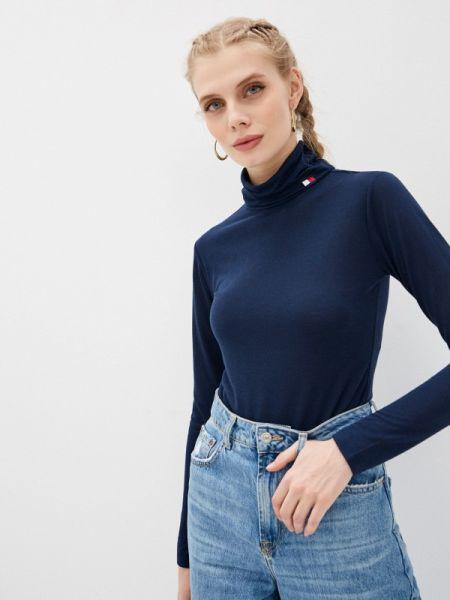 Боди блуза синий Tommy Hilfiger