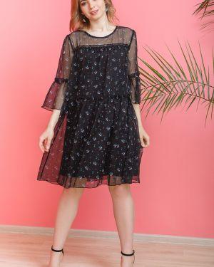 Платье на пуговицах шифоновое Lacywear