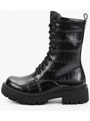 Черные резиновые ботинки La Bottine Souriante