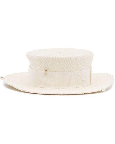 Соломенные шляпа с широкими полями - белые Ruslan Baginskiy