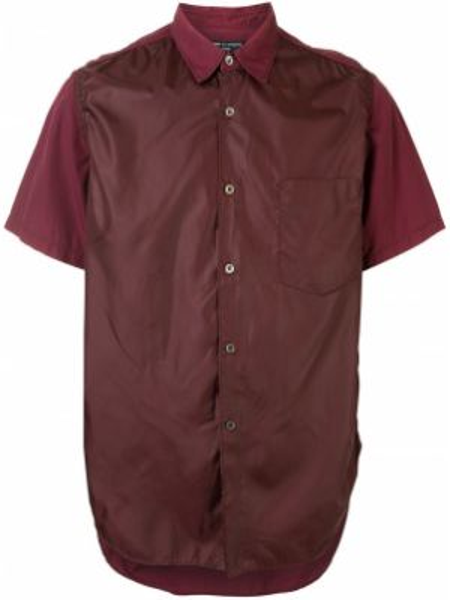 Koszula krótkie z krótkim rękawem klasyczna z kieszeniami Comme Des Garçons Pre-owned