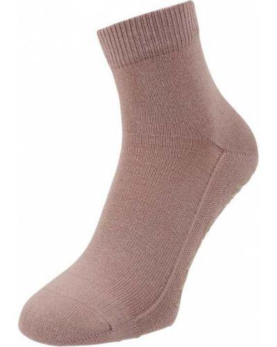 Skarpety bawełniane - różowe Falke