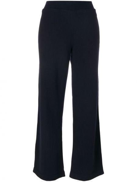 Спортивные брюки из полиэстера - синие Jo No Fui
