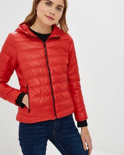 Красная куртка Tiffosi