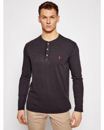 Czarne polo Polo Ralph Lauren