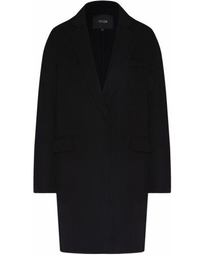 Пальто классическое с воротником пальто Maje