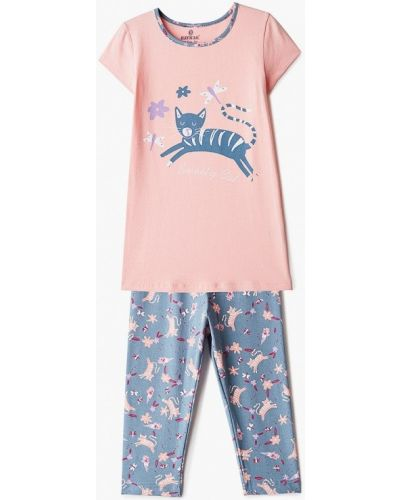 Пижамная розовая пижама Baykar