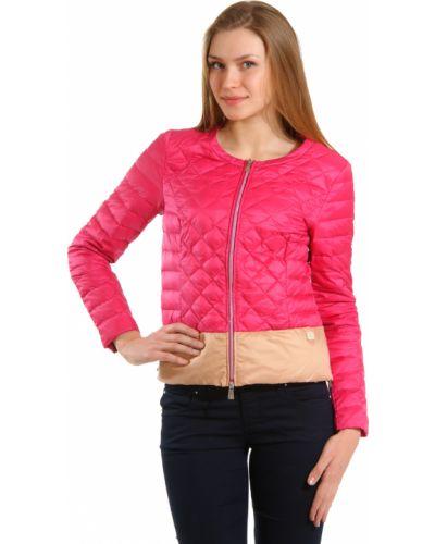 Розовая куртка Tru Trussardi