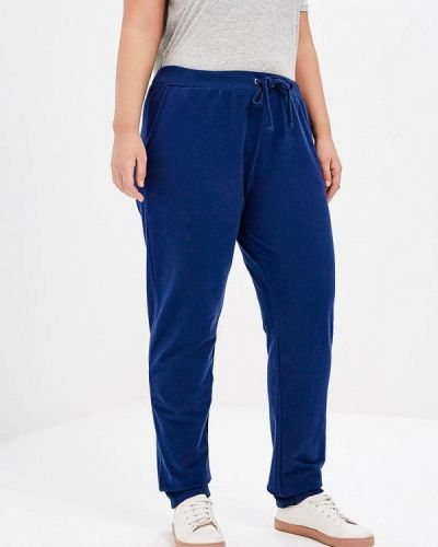 Спортивные брюки синие Rosa Thea