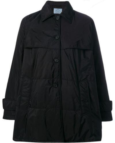 Дутая куртка из полиэстера Prada