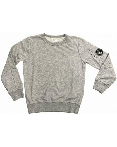 Szara bluza dresowa C.p. Company