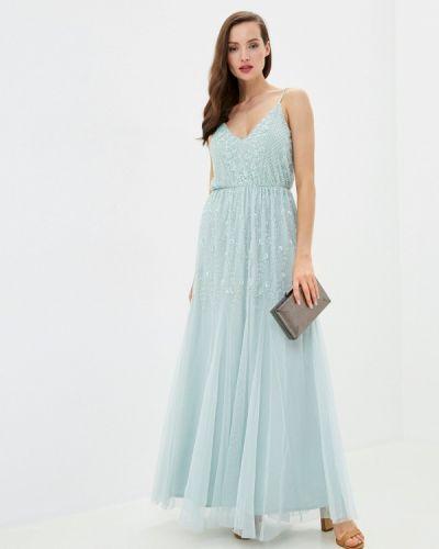 Зеленое вечернее вечернее платье Little Mistress