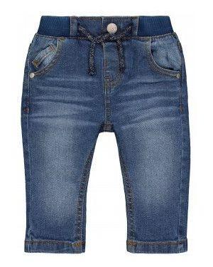 Прямые синие джинсы Mothercare