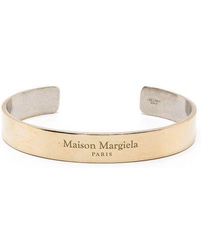Кафф - желтые Maison Margiela