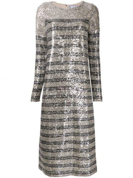 Платье миди с пайетками с вышивкой In The Mood For Love