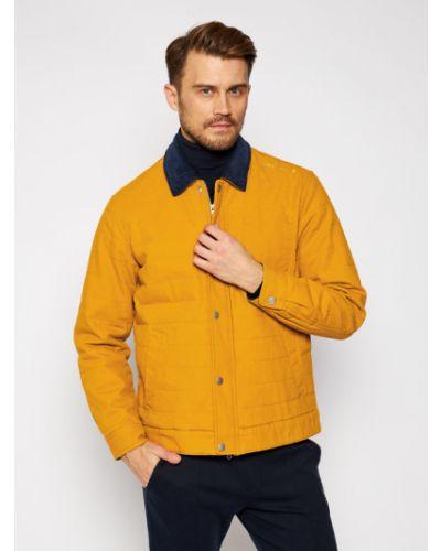 Kurtka jeansowa - żółta Converse