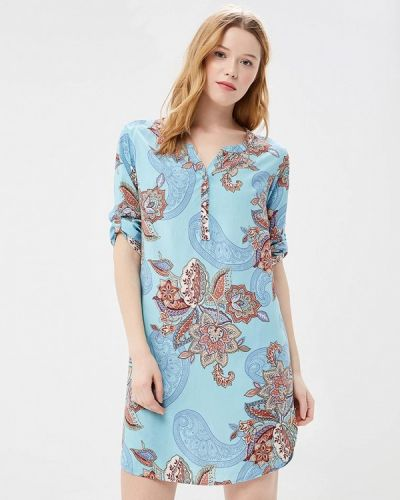 Голубое платье Savage