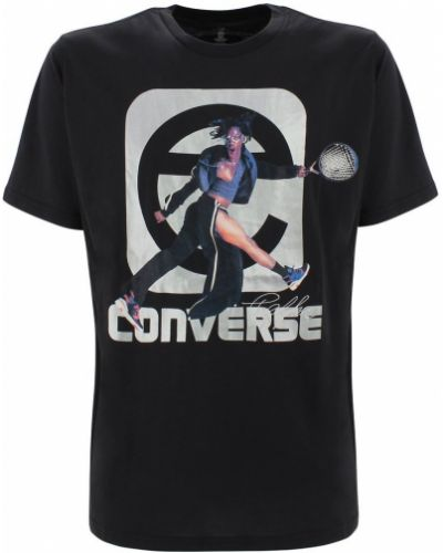 Czarna t-shirt Telfar