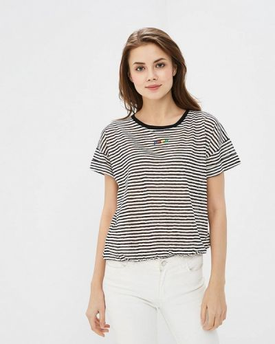 Белая футболка испанская Pepe Jeans
