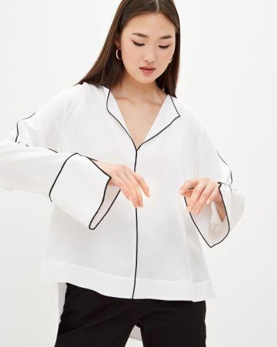 Белая блузка с длинными рукавами Ice Play