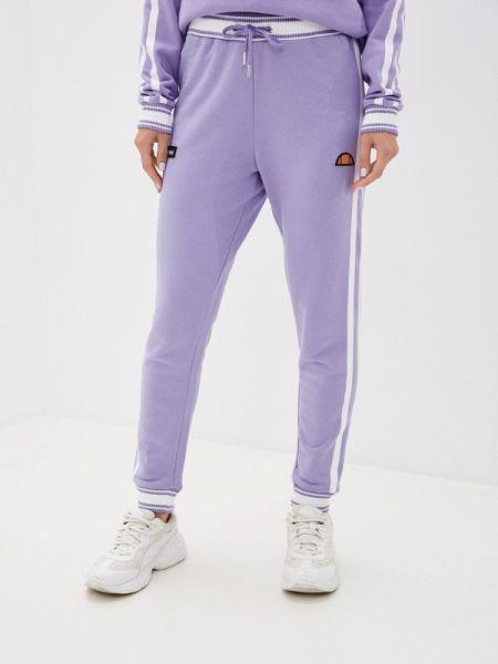 Спортивные фиолетовые спортивные брюки Ellesse