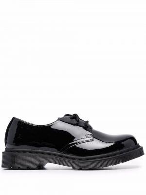 Loafers - czarne Dr. Martens