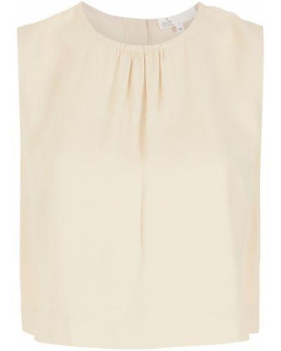 Блузка с вырезом НК