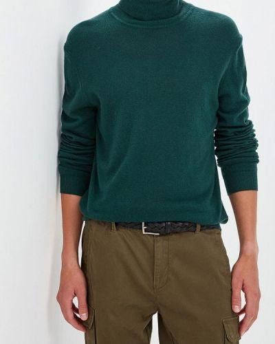 Зеленая водолазка United Colors Of Benetton