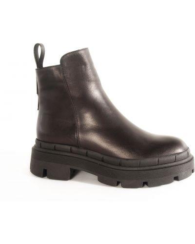Ботинки - черные Fereski