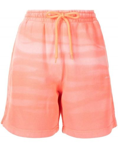 Шорты с карманами - розовые Alexander Wang