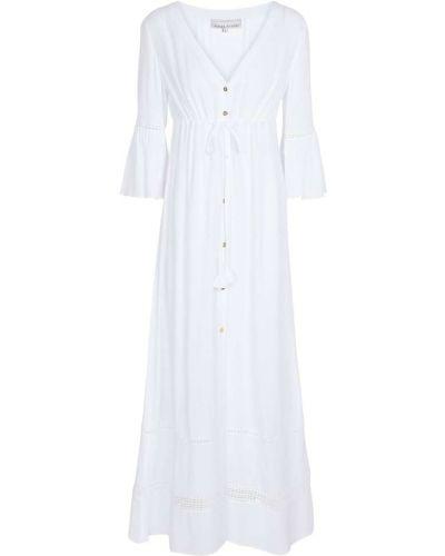 Платье макси - белое Heidi Klein