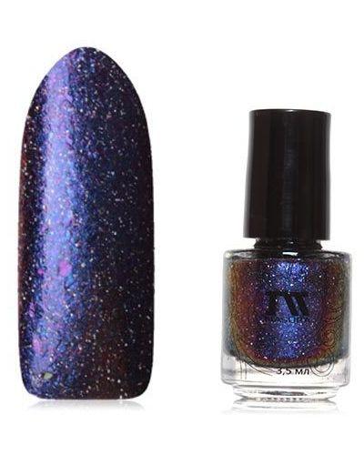 Фиолетовый лак для ногтей Masura