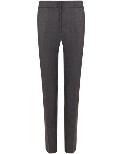 Укороченные брюки прямые со стрелками D.exterior