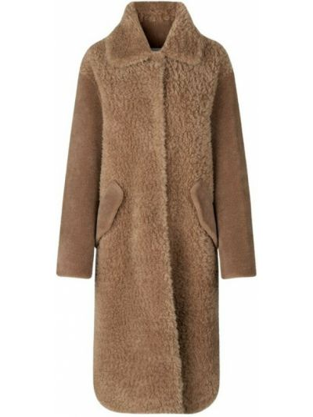 Brązowy płaszcz Ravn