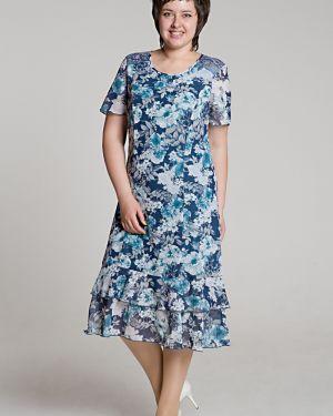 Платье платье-сарафан шифоновое марита