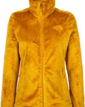 Джемпер флисовый желтый The North Face