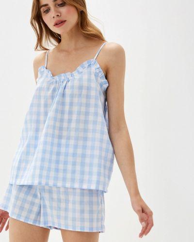 Пижама - голубая Nymos