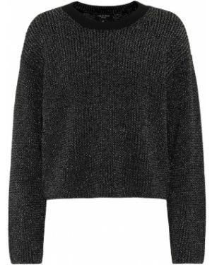 Sweter na wysokości czarny Rag & Bone