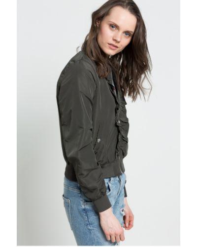 Утепленная куртка на резинке Vero Moda