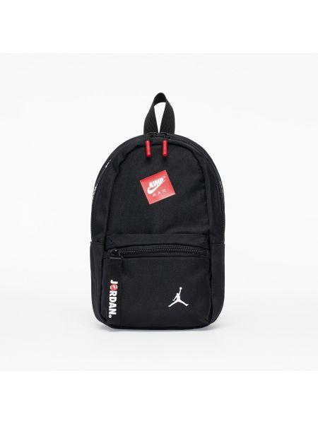Czarny plecak Jordan