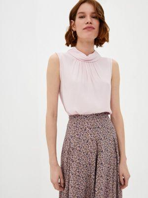 Розовая весенняя блузка Raya