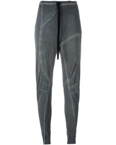 Зауженные спортивные брюки - серые Lost & Found Ria Dunn