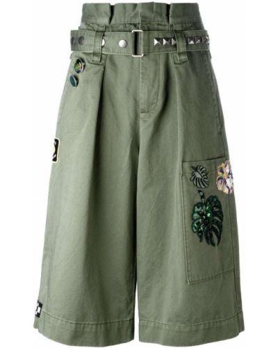 Шорты карго с карманами Marc Jacobs